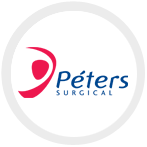 Logo peters surgical